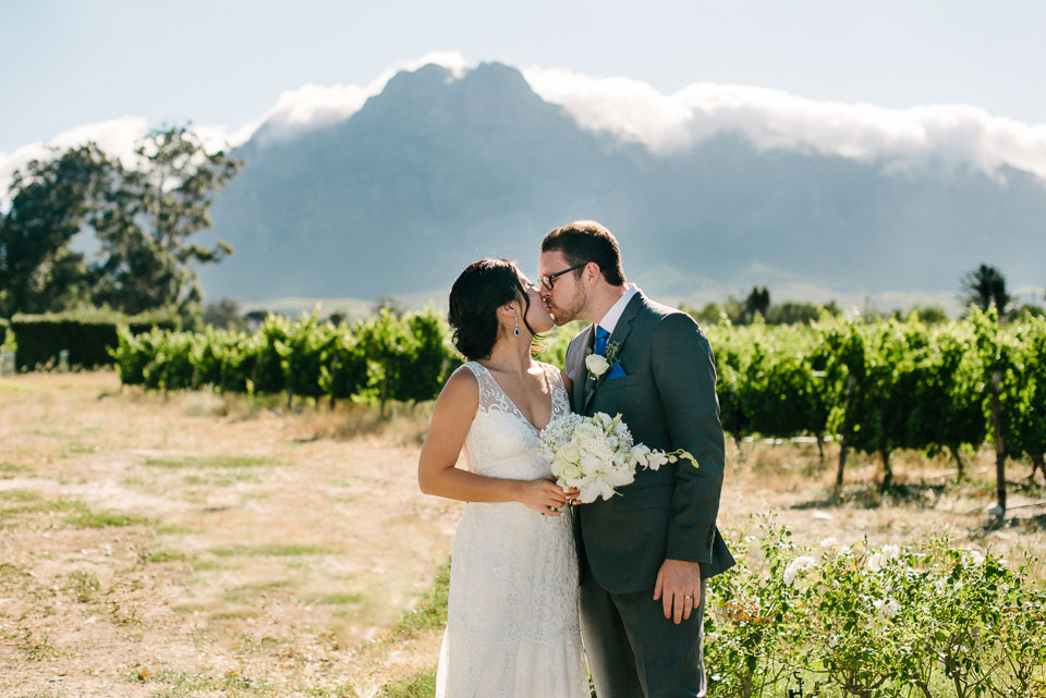 Some Beautiful Cape Town Wedding Photos