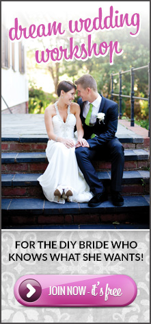 Dream Wedding Workshop - With Cape Town Wedding Planner Cara Lee