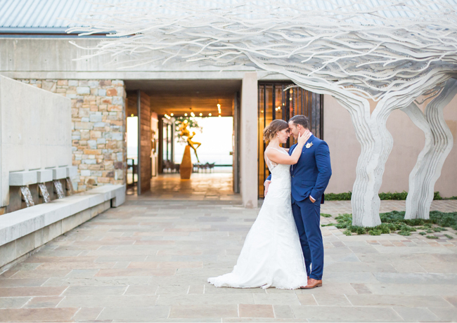 Sarah And Stephan Tie The Knot The Mosaic Wedding Company